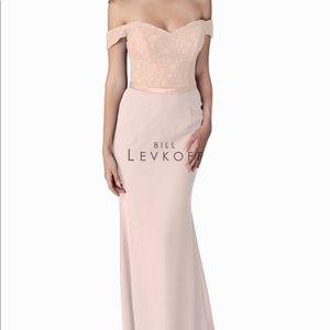 NWT Bill Levkoff Bridesmaid/Prom Gown